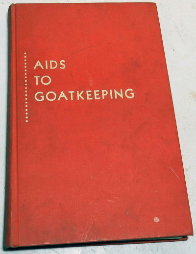 goat care in Aids to Goatkeeping