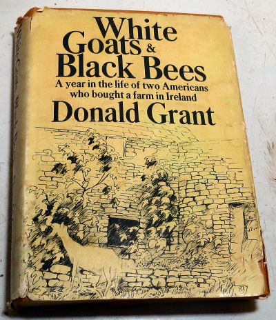 """homesteading in Ireland in """"White Goats & Black Bees"""""""