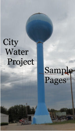 read sample pages from The City Water Project by Karen GoatKeeper