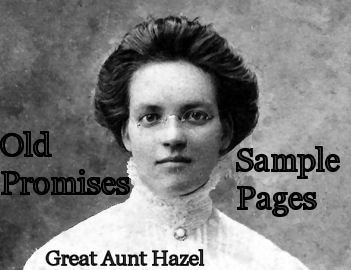 read sample pages from Old Promises, Hazel Whitmore #2 by Karen GoatKeeper