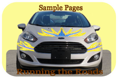 read sample pages from Running the Roads by Karen GoatKeeper