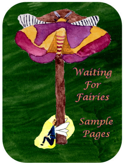 read sample pages from Waiting For Fairies by Karen GoatKeeper