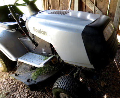 choosing lawn mowers to fit the job and age
